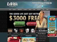 Casino LaVida online site